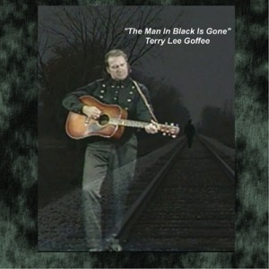 The Man In Black Is Gone Album cover