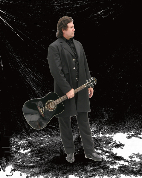 """International Artist"" Terry Lee Goffee The ""Ultimate"" Johnny Cash Tribute"