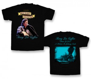 Terry Lee Goffee T-Shirt Image