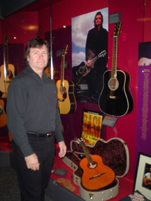 Terry Touring C.F. Martin Guitar